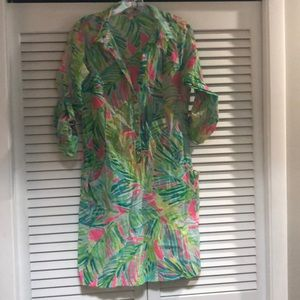Lilly Pulitzer Piet coverup